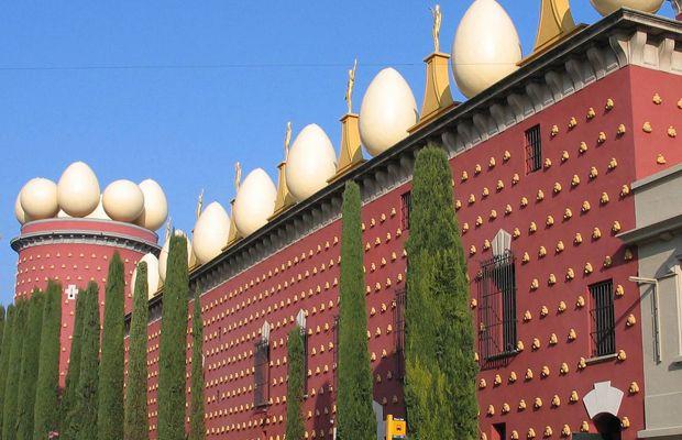 Museu Salvador Dalí - Espanha