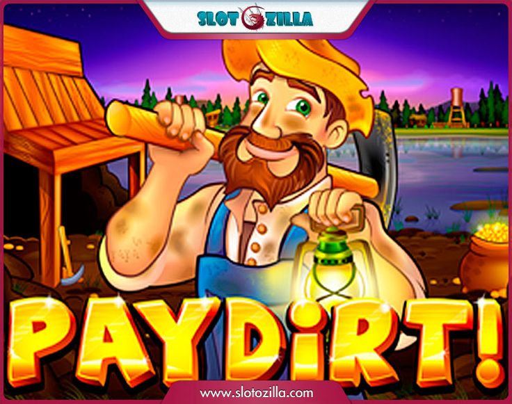 Pay Dirt! free #slot_machine #game presented by www.Slotozilla.com - World's biggest source of #free_slots where you can play slots for fun, free of charge, instantly online (no download or registration required) . So, spin some reels at Slotozilla! Pay Dirt! slots direct link: http://www.slotozilla.com/free-slots/pay-dirt