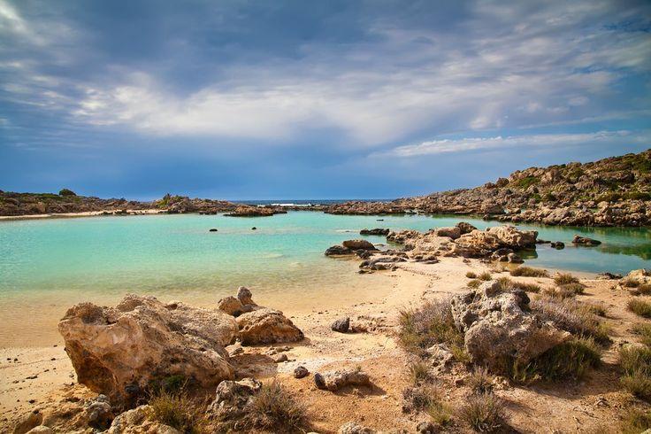 Τα άγνωστα διαμάντια της Κρήτης: Δύο φυσικές πισίνες στο... πέλαγος - blog.mantinades.gr