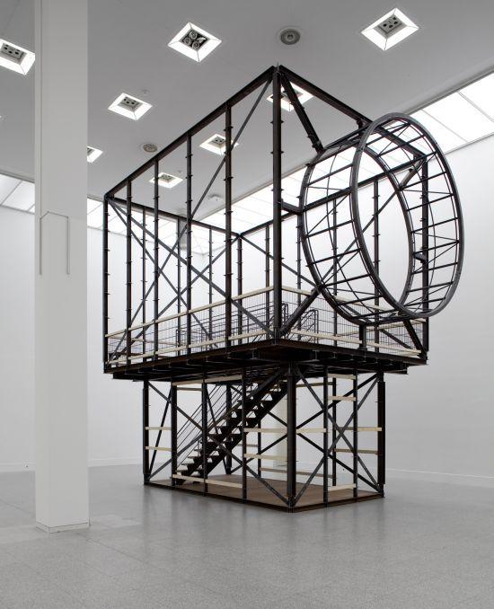 Thomas Schütte: Architektur in der Kunst