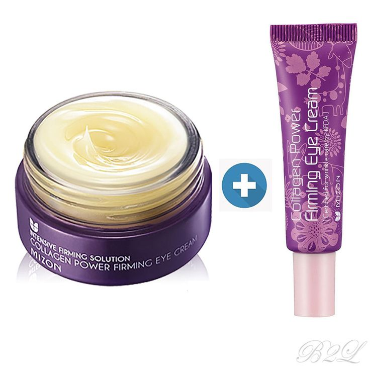 [MIZON] Collagen Power Firming Eye Cream 25ml + 10ml/ Improving Skin Elasricity #MIZON
