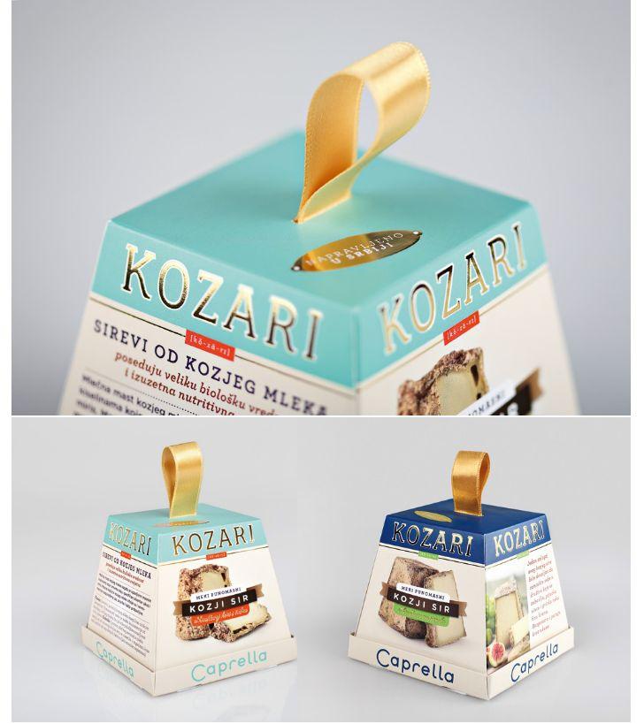 Kozari chesses packaging design... http://www.cobaassociates.com/portfolio/kozari.htm