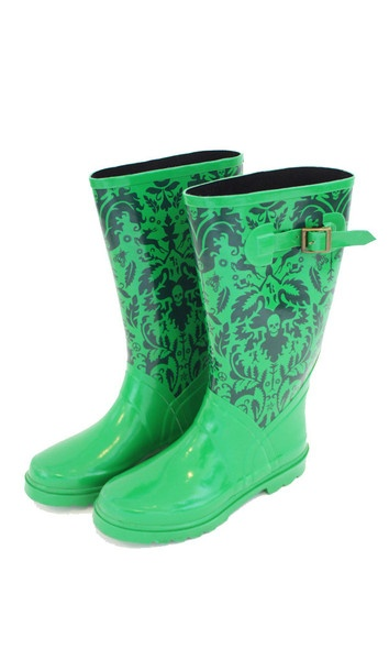 KW Gumboot Filigree by KAREN WALKER