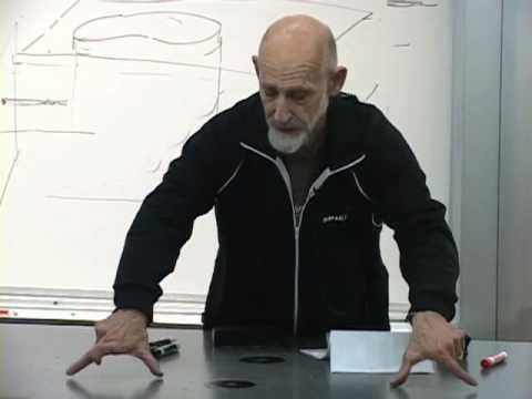 """LONG video but worth watching - good explanation of fermions and bosons! """"Leonard Susskind gives a lecture on the string theory and particle physics. In this lecture, he begins by describing the theory of reductionism and then goes on to tell why string theory and other modern theories spell the end of reductionism.    In the last of course of this series, Leonard Susskind continues his exploration of string theory that attempts to reconcile quantum mechanics and general relativity. In…"""
