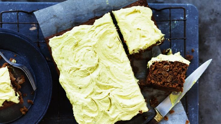 Not your average carrot cake