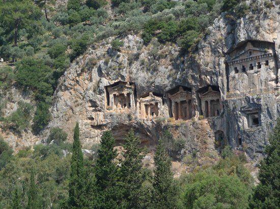 3. Dalyan, Turkey