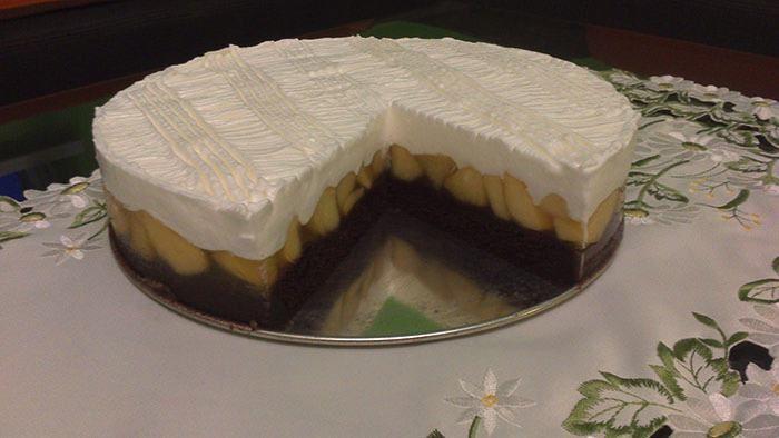 NapadyNavody.sk | Výborný jablkový koláč so snehovou perinkou