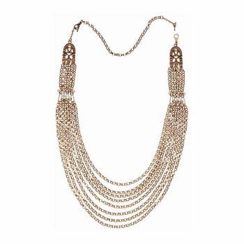Kalevala Paradise Bronze Necklace