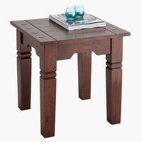 Rohový stolík FREDERICIA starožitný