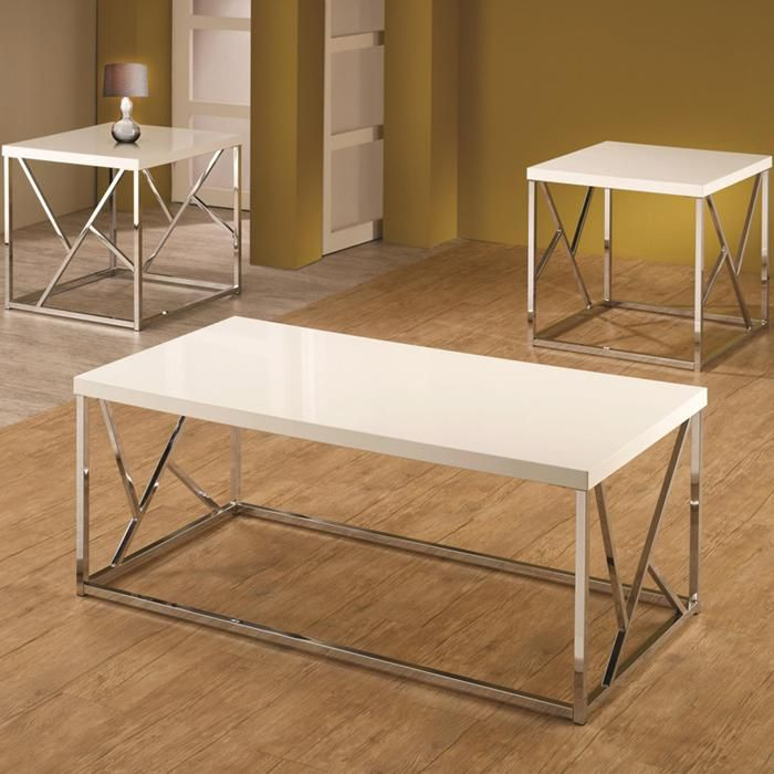 Coffee Table 3 Piece Sets