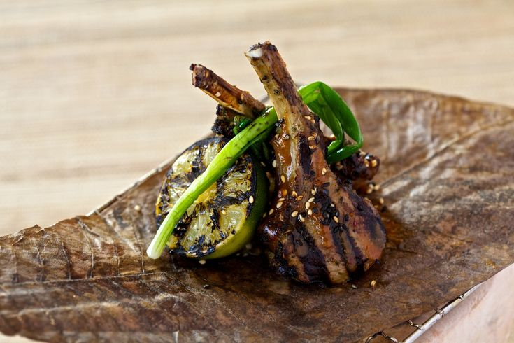 Tea Smoked Lamb from London-based restaurant Kurobuta, Scott Hallsworth gives you a recipe for tea smoked BBQ lamb chops with spicy korean miso...