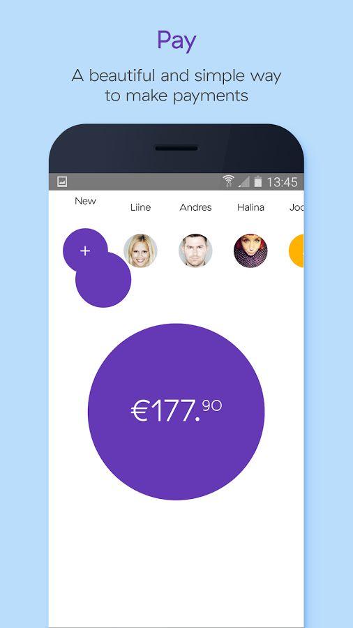 Pocopay – free banking account- screenshot