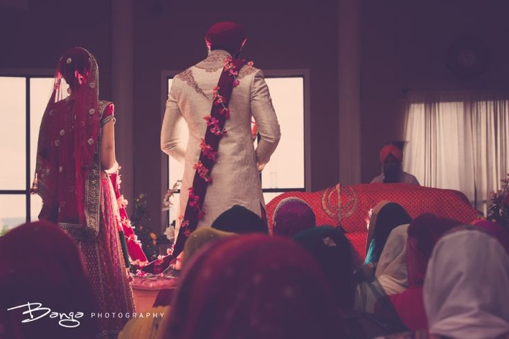 Beautifully shot sikh wedding ceremony!