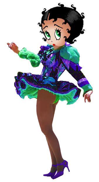 Betty Boop Panchimalco Festival Dancer Photo by khunPaulsak   Photobucket