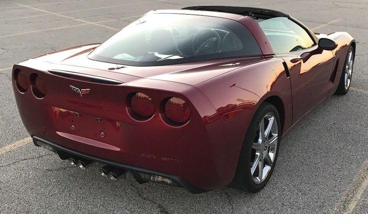 Cool Amazing 2006 Chevrolet Corvette  2006 corvette Monterey red 2017/2018 Check more at https://24auto.ga/2017/amazing-2006-chevrolet-corvette-2006-corvette-monterey-red-20172018/