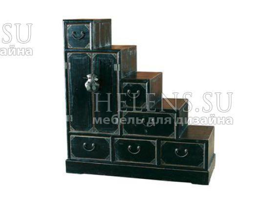 Шкафы, комоды : Ступенчатый комод BF-20138