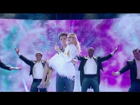 Violetta News: Leon logra rescatar a Violetta - YouTube
