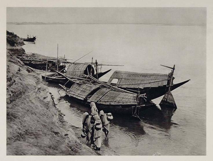 1928, Brahmaputra River, India