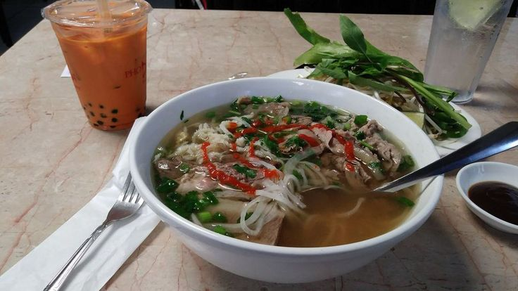 The beloved pho place is growing