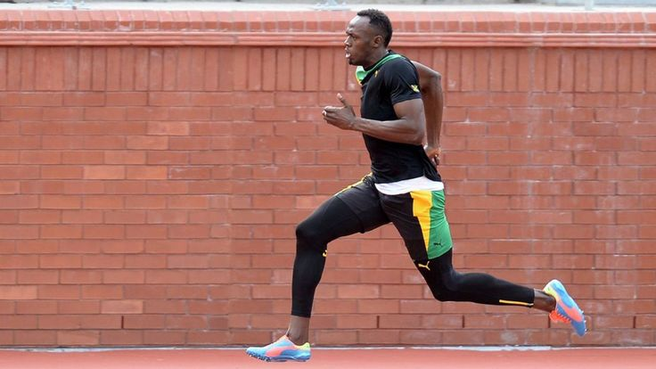 Usain Bolt showed his dominance of men's sprinting at the World Athletics Championship in Beijing this week with wins in the 100m and 200m. What's his secret?