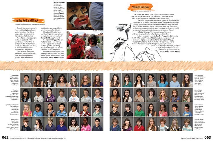 15 best portrait pages images on pinterest yearbook