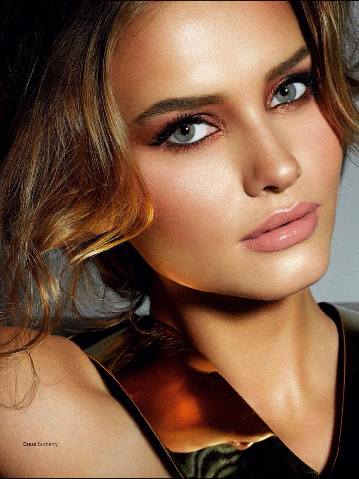 Model:? Makeup by Charlotte Tilbury