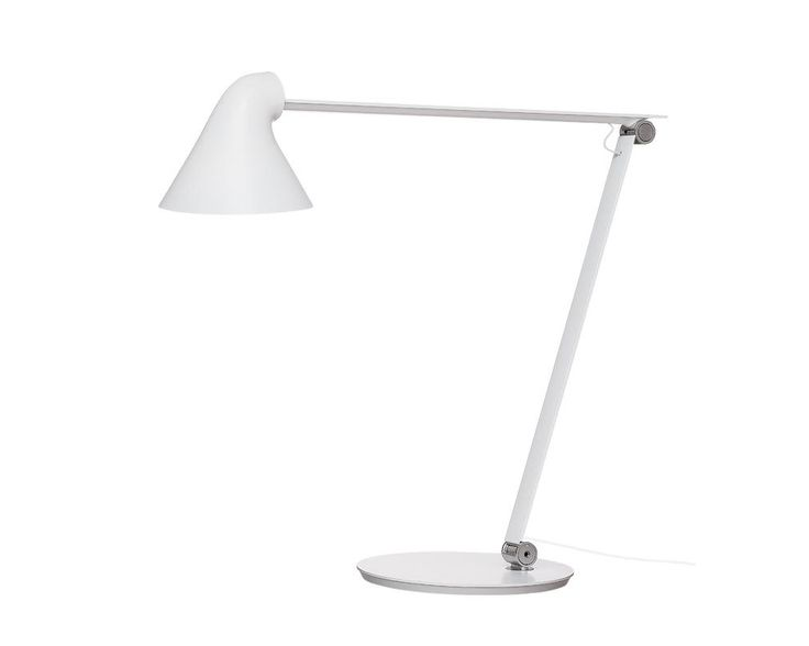 Louis Poulsen arkitektlampe, NJP Bordlampe