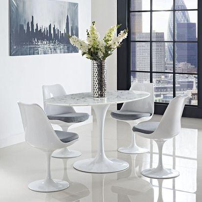 Best  Marble Dining Table Set Ideas On Pinterest Corner Nook - Marble dining room table
