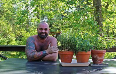 Kråks stuga - Inredning, trend, trädgård & torparliv.: En ledig dag i solen.