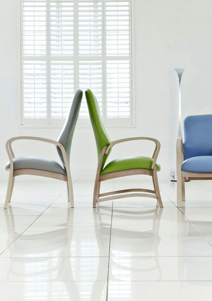 Arran seating range from Knightsbridge suitable for healthcare and care environments