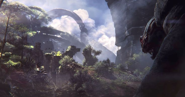 'Anthem' is BioWare's brand-new open world https://www.engadget.com/2017/06/10/bioware-anthem-teaser-trailer-reveal/?utm_campaign=crowdfire&utm_content=crowdfire&utm_medium=social&utm_source=pinterest #gaming #anthem #game #bioware #trailer