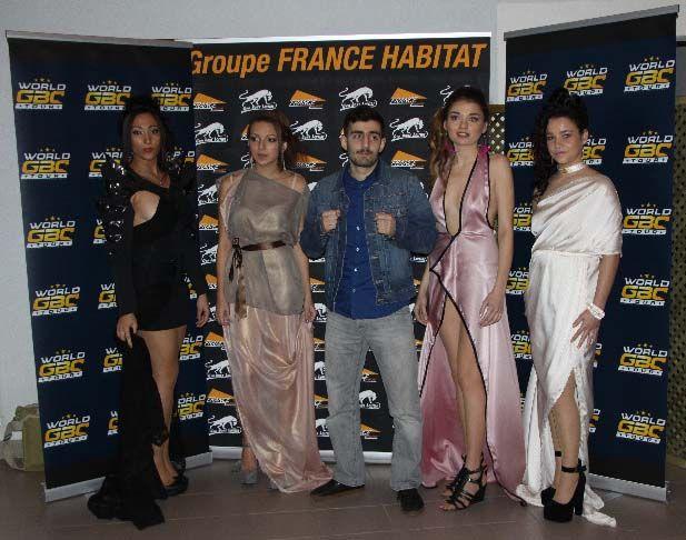 #WorldGBCTour K-1 2014 #SaitKaraevli Pernes Vaucluse France Europe