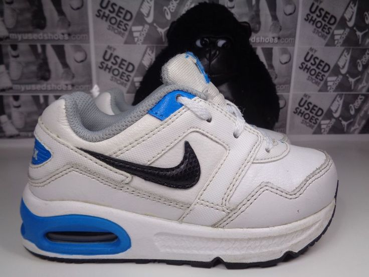 Babies Nike Air Max Basketball shoes size 9 C Toddlers US 454429-104