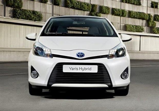 Toyota Yaris Hybride : en tête des ventes 2013