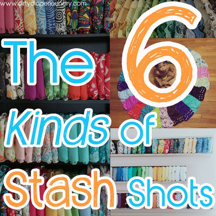 Check out this fun diaper stash article by Dirty Diaper Laundry! #clothdiapers