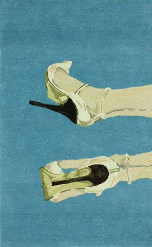 nuLOOM Sky Catwalk | Contemporary, Novelty Rugs