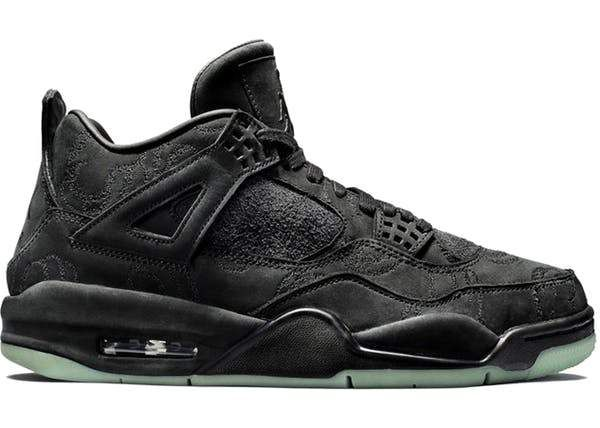 zapatillas jordan retro 4 negras