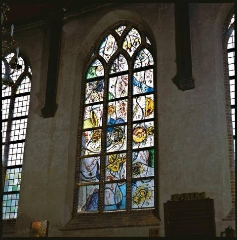 'Ark van Noach' 2001 N.H. kerk Rhoon