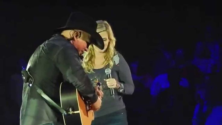 Crocket TV- Garth Brooks and Trisha Yearwood, Walkaway Joe (LOVE THIS SONG!! I wish they'd done it in Jax, but oh well.)