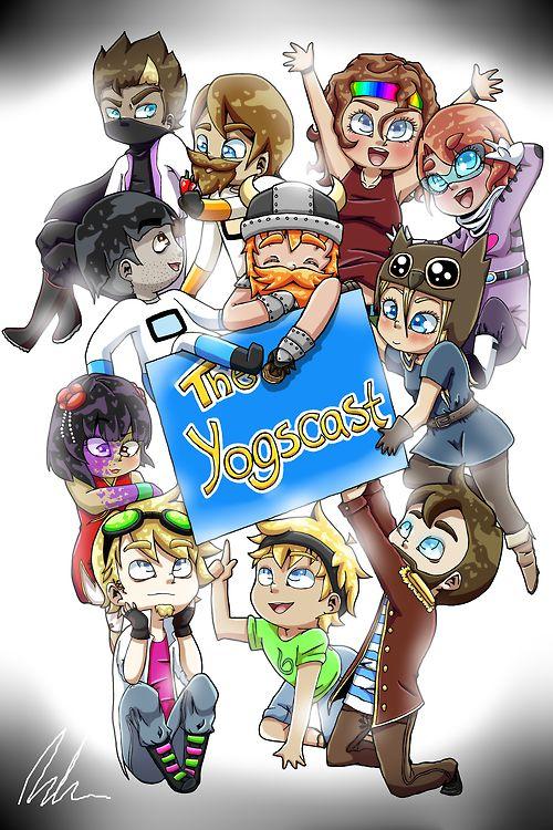 THE YOGSCAST