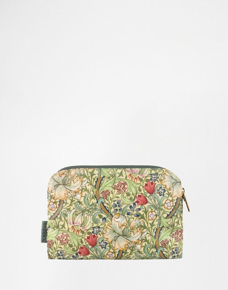Morris & Co Small Cosmetic Bag