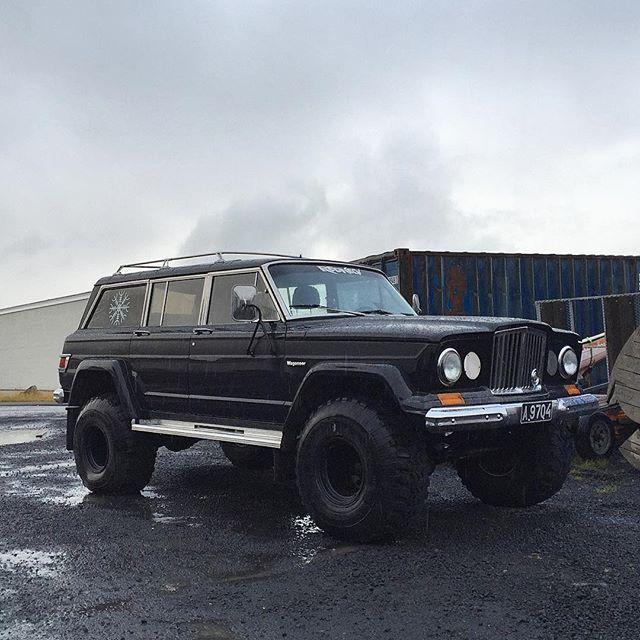 25+ Best Ideas About Jeep Wagoneer On Pinterest