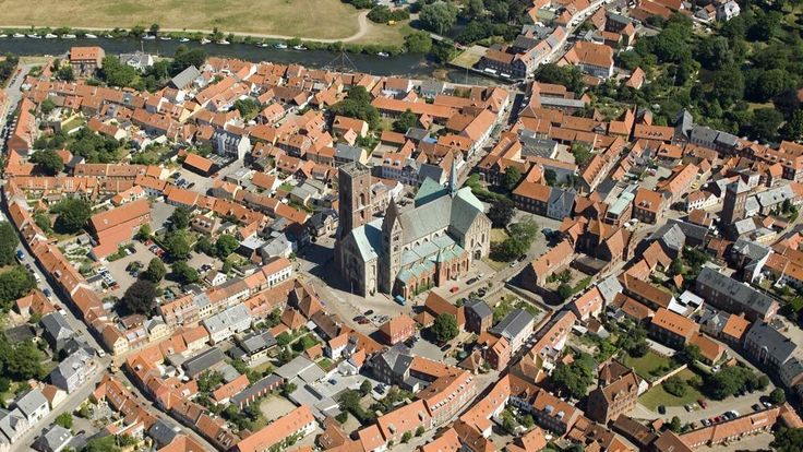 Ribe in Denmark: Scandinavia's first town and central to the beginning of the Viking age. (Photo: visitribe.dk)
