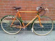 Restoring Vintage Road Bikes