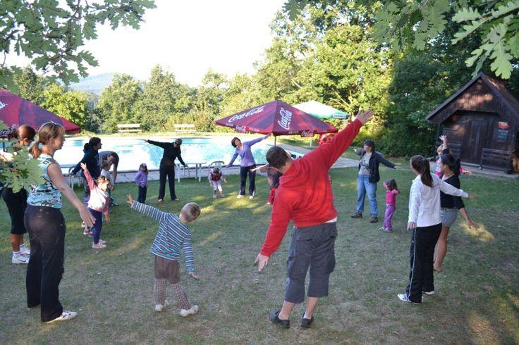 Tábory pro rodiče s dětmi | Letnice
