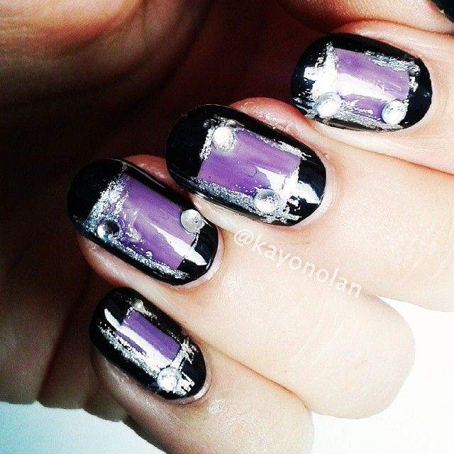 44 best japanese nail art tutorial & video gallery by nded ...