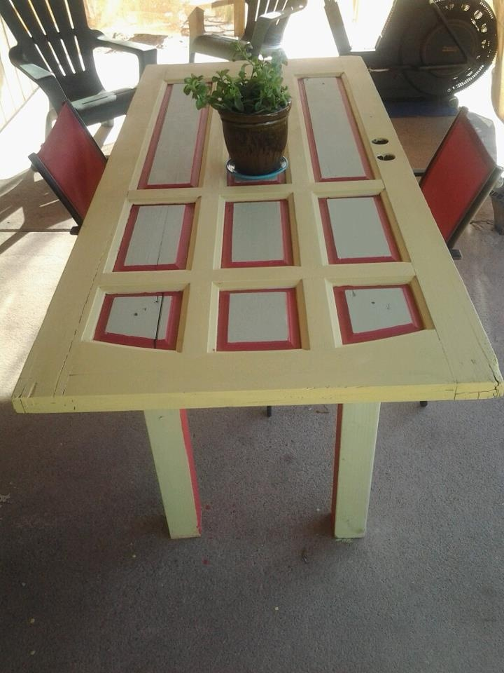 23 Best Images About Old Doors Into Tables On Pinterest