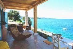 Ferienhaus Traumhafte Oase Vela Luka - Machen Sie eine Pause. Nehmen Sie ein Buch, dass Sie schon lange lesen wollten