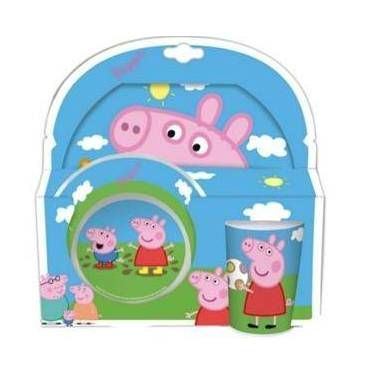Damblè Peppa Pig Set Regalo