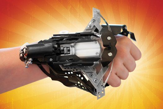 You Built What?!: A Compact Mechanical Crossbow With the Precision of a Laser | Popular Science